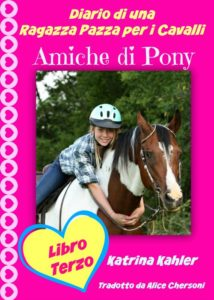 Italian horse mad girl book 3 cover small