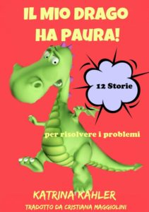 NEW dragon is scared small italian cover pic