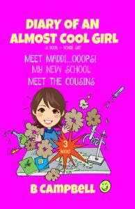 Almost Cool Girl Boxed Set Cover for CS