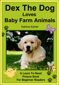 Dex The Dog - Baby Farm Animals