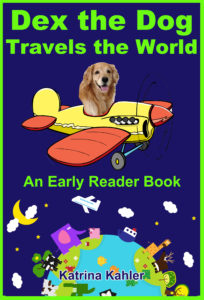 Dex The Dog - Travels The Worlld