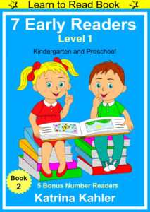Early readers cover book 2