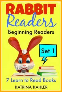 Rabbit Readers - Set 1