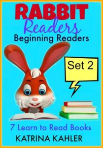 Rabbit Readers - Set 2