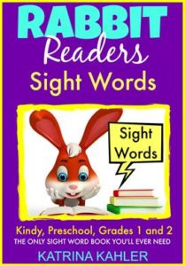 Rabbit Readers - Sight Words