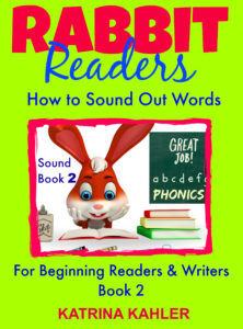 Rabbit Readers - Sound Out Book 2