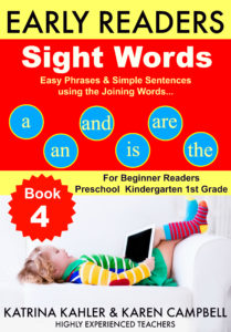 SIGHT WORDS BOOK 4 NEW
