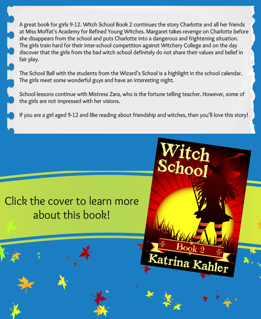 Witch Book 2