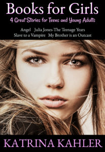 4books for girls teens cover small