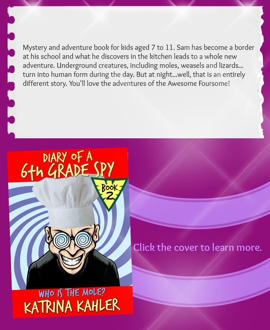 diary 6th grade 2